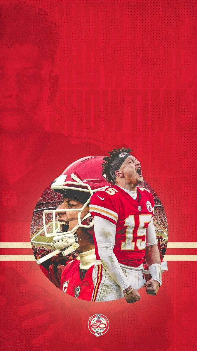 Patrick Mahomes Wallpaper For Mobile Phone Tablet Desktop Computer And Other Devices Hd And 4k In 2021 Kansas City Nfl Kansas City Chiefs Football Kansas City Chiefs
