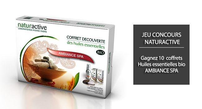 Jeu concours : 10 coffrets huiles essentielles à gagner - Marie France, magazine féminin