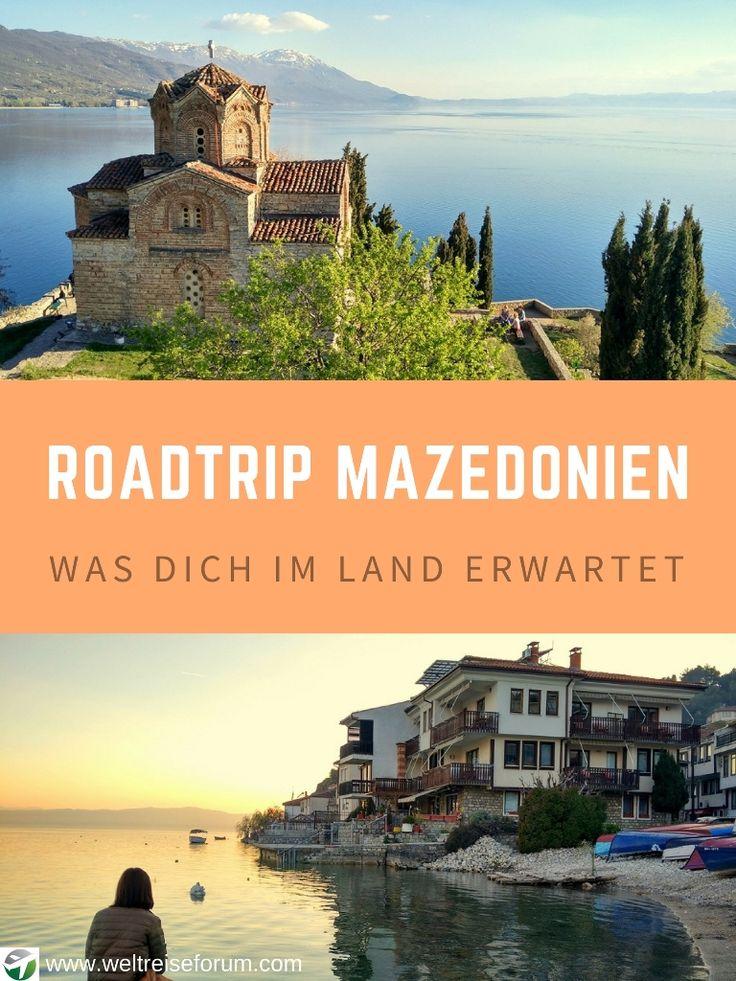 Alles, was du vor deinem Roadtrip durch Mazedonien wissen solltest: Reiseroute, Kosten, Wetter