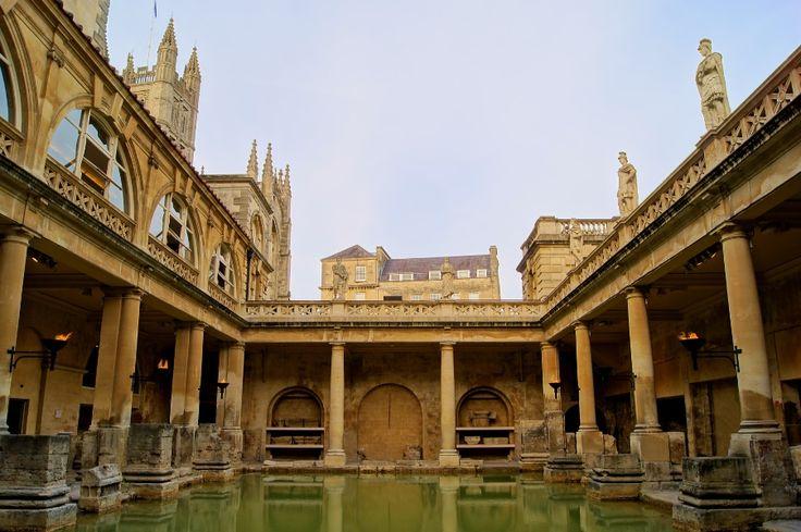 Baños Romanos Londres:Más de 1000 ideas sobre Termas Romanas De Bath en Pinterest