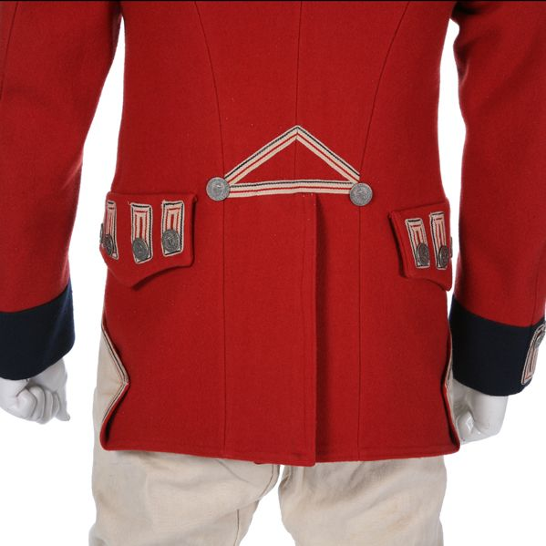 BRITISH ROYAL MARINES UNIFORM | Eastern Costume : A Motion Picture Wardrobe