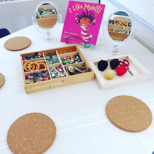 This invitation is totally inspired by two of my favourite accounts. Thank you to @stimulatinglearningwithrachel and @kindiekorner for sharing their photos. I can't wait to see how the children create their image using the loose parts tray. #earlyyears #earlychildhoodeducation  #earlyyearseducation #reggioinspired #CTInquiry #invitationtocreate #artstudio #thethirdteacher #earlylearning101 #backtoschool2016 #teacher #teachershare #teacherblogger #teachersofinstagram #teachersfollowteachers