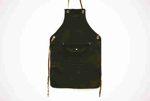 Elegant  80300 Duckwear Supershop Apron 18 Oz Canvas Provides Full Coverage