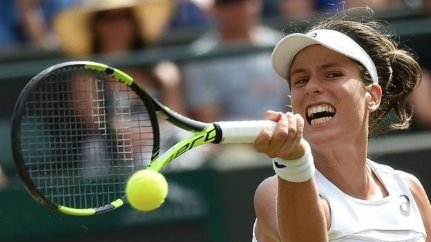 'You dream of these moments as a little girl' Johanna Konta will aim to become Britain's first Wimbledon women's semi-finalist since Virginia Wade in 1978 when she faces Simona Halep on Tuesday. Konta's quarter-final against Romanian second seed Halep, who will...