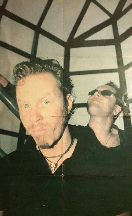 Metallica / James Hetfield - Lars Ulrich LOAD