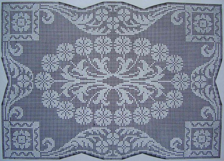 (8) Gallery.ru / Фото #36 - Filet Lace Patterns VII - natashakon