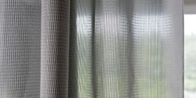 Carnegie Betacoustic - drapery sheers with acoustic sound absorption!