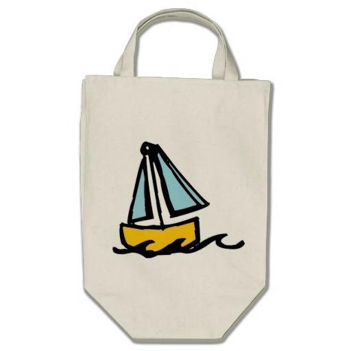 little wobblies tote bag