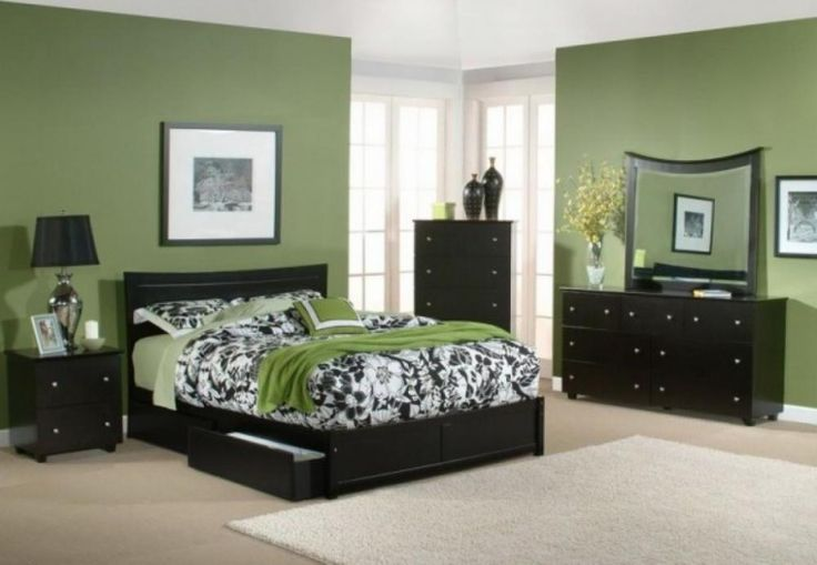 ... Bedroom Color Combination Ideas Impressive Flawless Green Color Bedrooms On Bedroom With For Master Bedroom Color ...