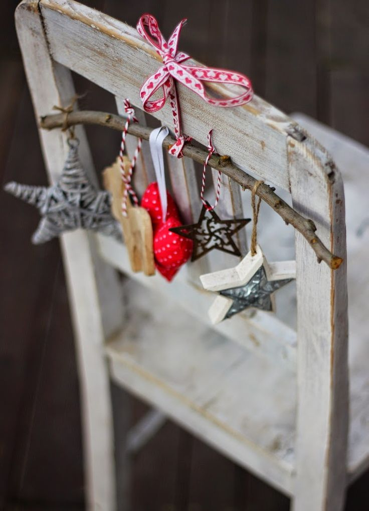 U nás na kopečku: vánoční dekorace ...