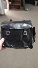 Vintage Rear Saddle Bicycle Touring Bag - Black - NEW OLD STOCK