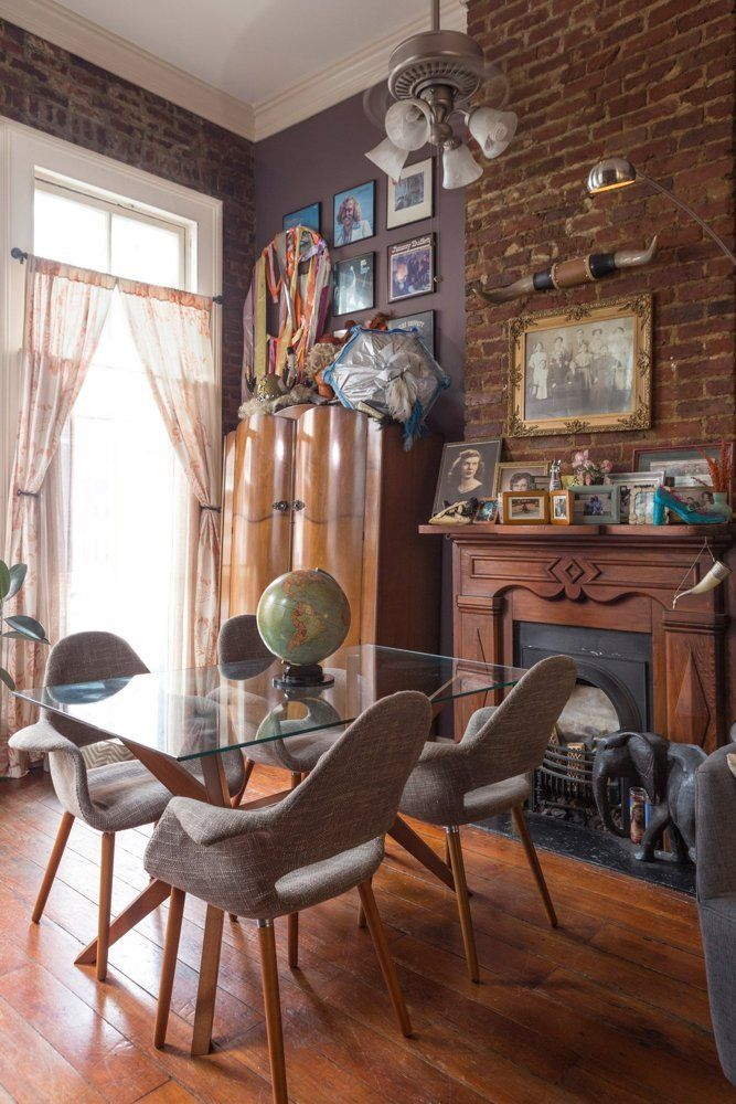 a fun french quarter apartment - Brick Apartment 2015