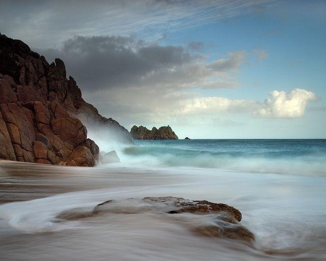 Porthcurno, Cornwall, England