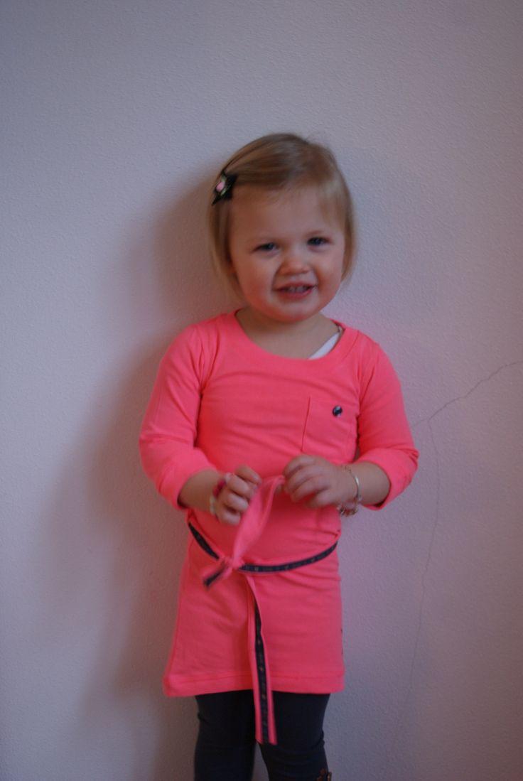 Zomer collectie 2014 #Quapi #Kidswear   #jurkje #Maike #Coral www.lotenlynn.nl