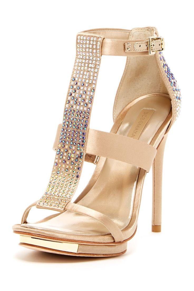 Embellished Stiletto Sandal