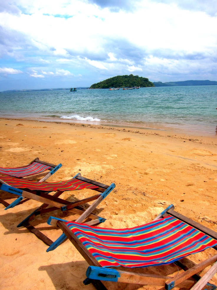 пляжи камбоджи видео невысокий