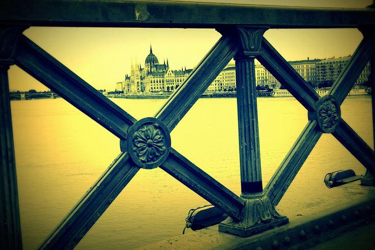 Ponte delle catene_Budapest | Flickr - Photo Sharing!
