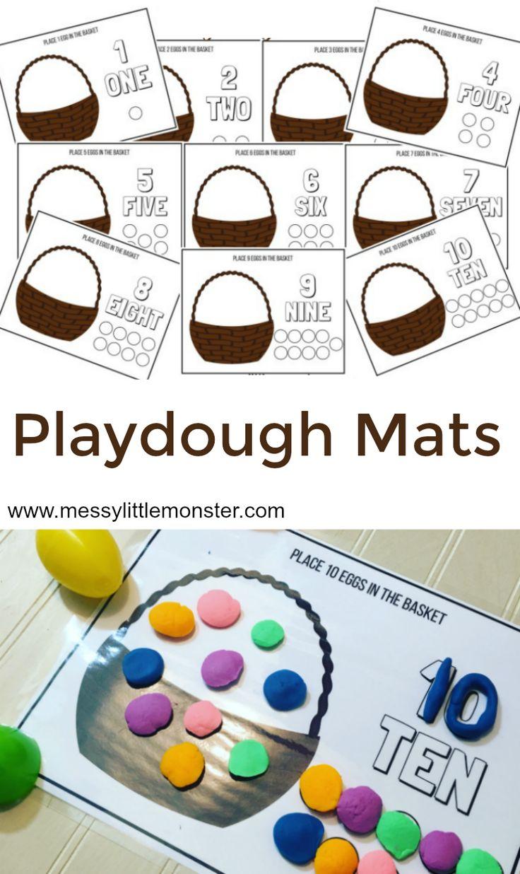 Best 25 Preschool Number Activities Ideas On Pinterest