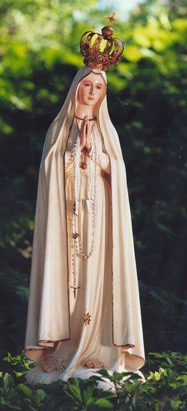 Virgen de Fátima 13 de Mayo 2017 100 años de las apariciones