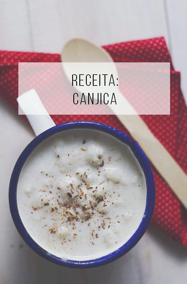 Receitas típicas de Festa Junina: canjica // receitas tradicionais de comidas típicas de festas juninas: canjica // palavras-chave: canjica, tutorial, receitas, festa junina
