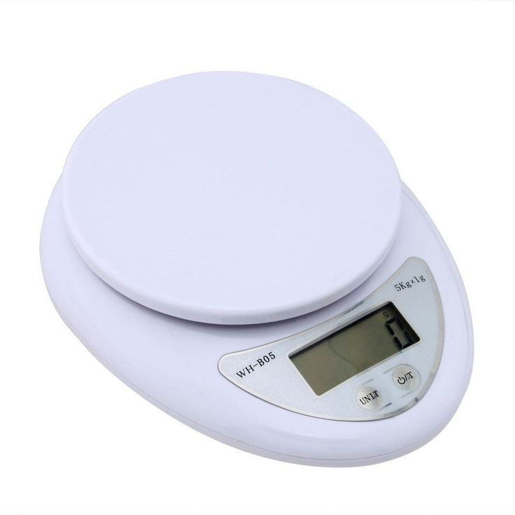 New Mini Digital LCD Electronic Scales 1g-5kg Home Kitchen Pharmacy Weight Balance