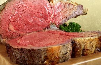 Hickory-Smoked prime rib recipe. Christmas Eve dinner is going to be on point this year!