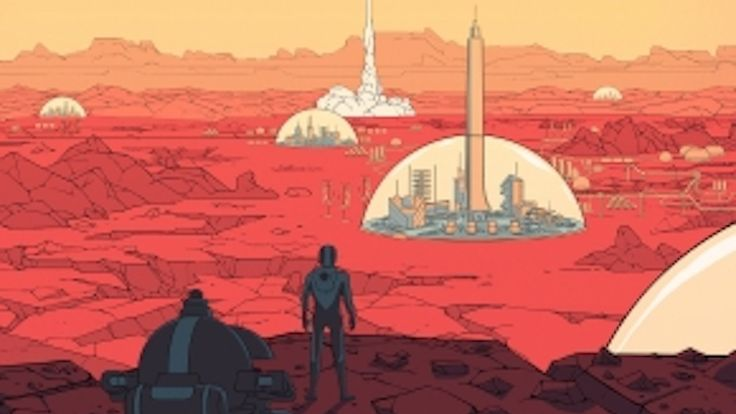 Paradox Interactive Announces Surviving Mars