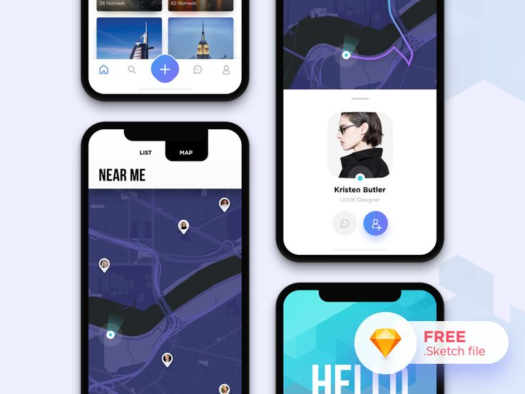 Powerfull Mobile UI Tutorials & Freebies – Muzli -Design Inspiration