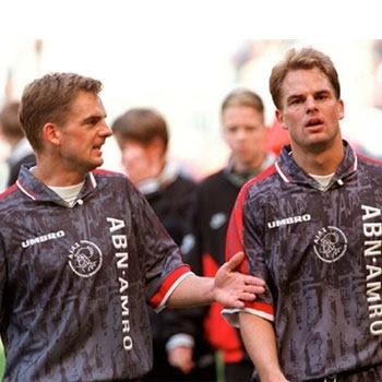 Ronald & Frank De Boer, Ajax Amsterdam