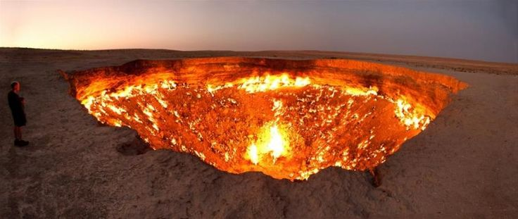Door To Hell, Karakum, Turkmenistan