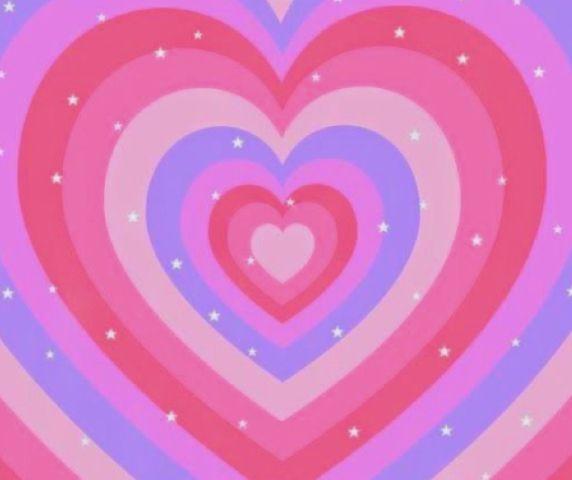 Heart Love Pink Aesthetic Macbook Wallpaper Art Collage Wall Retro Wallpaper