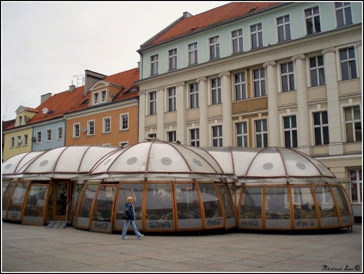 Beer garden - Gliwice, Poland