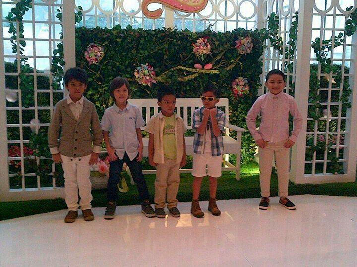 Boys style