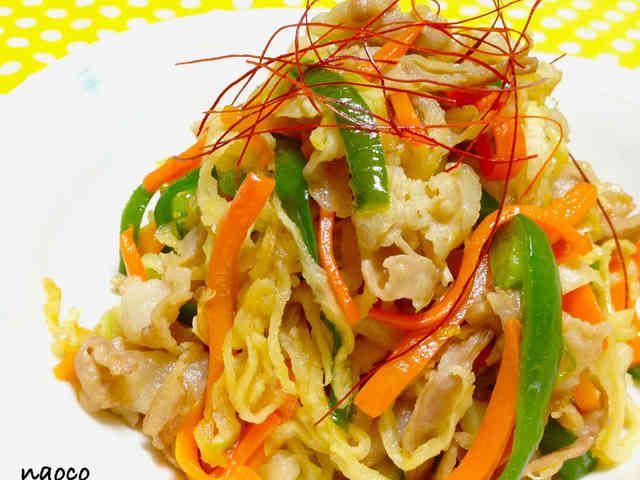 お弁当★常備菜★切り干し大根の中華炒めの画像