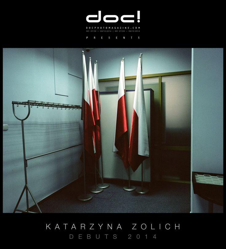 doc! photo magazine & contra doc! present:  DEBUTS -> Katarzyna Zilch