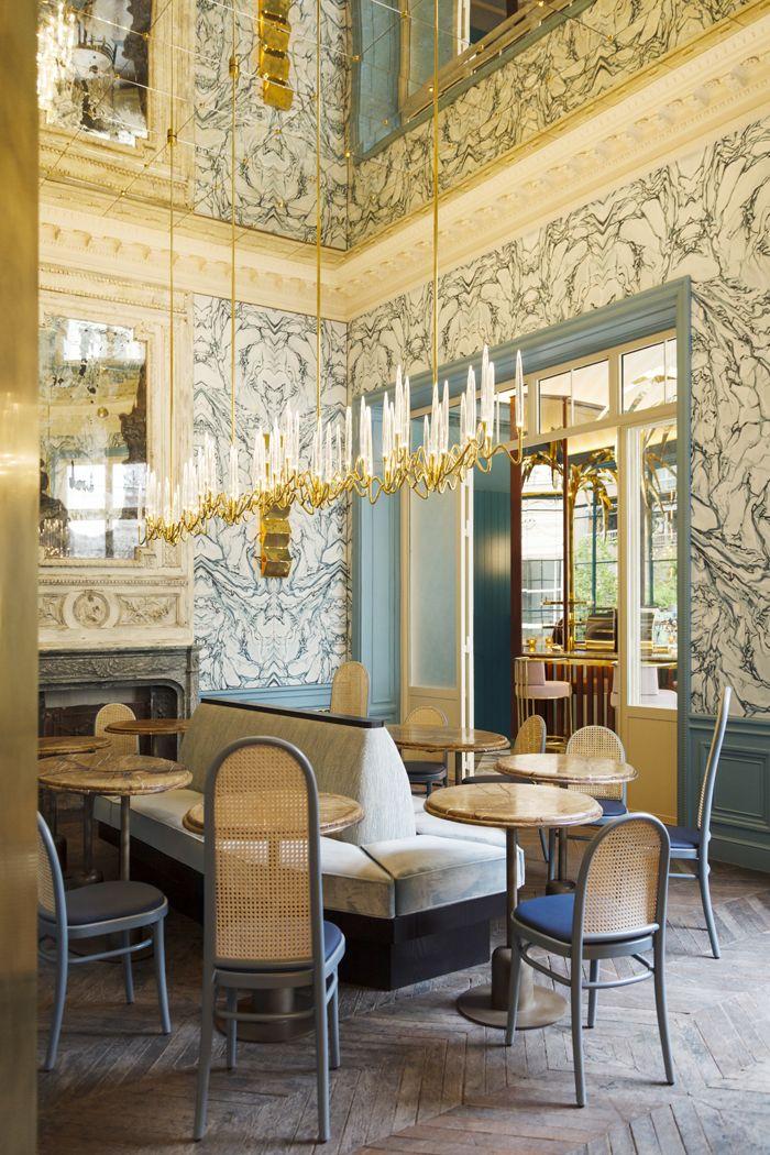 Blanche Le Plus Beau Club De Sport De Paris Restaurant De Luxe