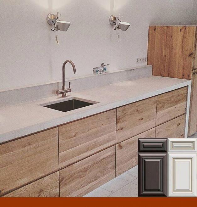 Real Wood Kitchen Cabinets Costco Wood Kitchen Cabinets Outdoor Kitchen Countertops Kitchen Renovation