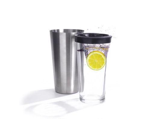 If you're going to make shaken cocktails, you'll need a couple of tools, one of which is the proper shaker.