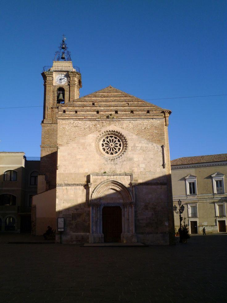 Vasto, cattedrale San Giuseppe