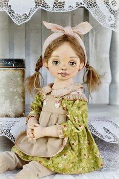 Магазин мастера ТЕКСТИЛЬНЫЕ МАЛЫШКИ от Лойи: коллекционные куклы, человечки