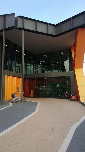 Library/Museum Albury, NSW