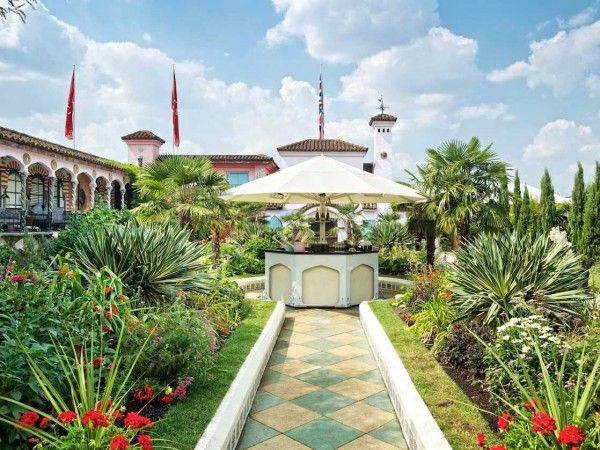 Kensington Roof Gardens, London, UK