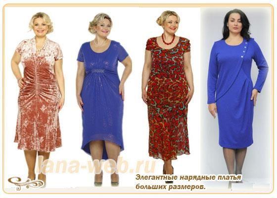 Стильное платье для юбилея