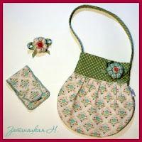 Diversidades: patrones gratis de crochet, amigurumi y manualidades: BOLSOS, ESTUCHES Y MONEDEROS DE TELA