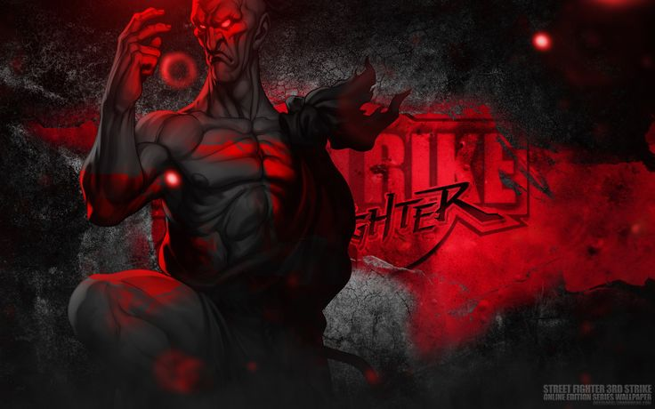 Street Fighter New Wallpapers shoryuken