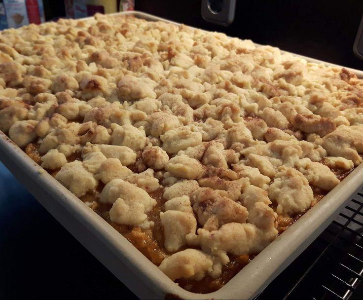 Rezept Apfelkuchen vom großen Ofenzauberer- schnell und saftig von Sille TM5…