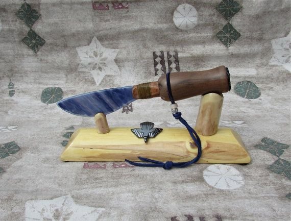 Custom Knife  Crow Call Knife  Different  LK by wadeANTHONY
