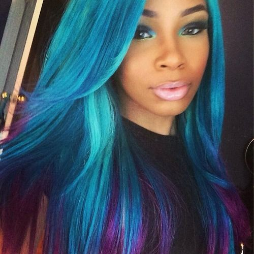 48 best images about hair on pinterest teal hair pastel