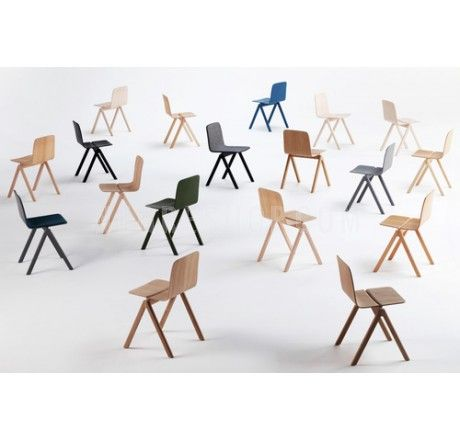 Copenhague chairs by Hay. Design by Ronan u0026 Erwan Bouroullec.  sc 1 st  Pinterest & The 14 best Copenhague Chair | HAY images on Pinterest | Copenhagen ...