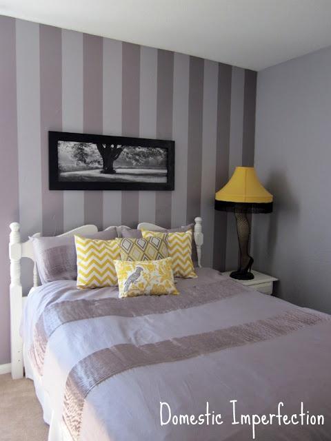 Best 25 Gray Yellow Bedrooms Ideas On Pinterest Yellow